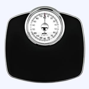 EKS方形圆角机械人体秤 8711SV