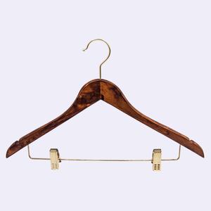 茶色荷木裤夹衣架B夹