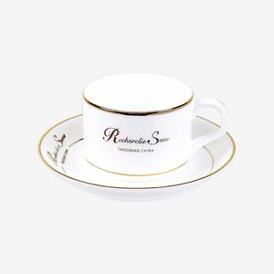 金边骨质瓷咖啡杯2