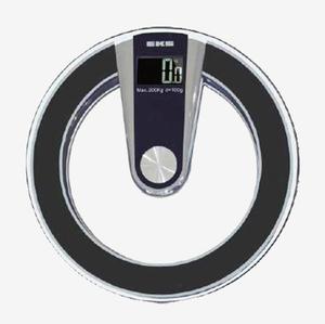 EKS圆形电子人体秤 9640SV
