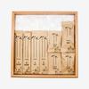 竹韵通货环保牛皮纸一次性用品