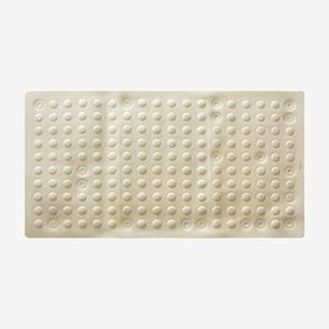 硅胶防滑垫161无孔加长版 米黄